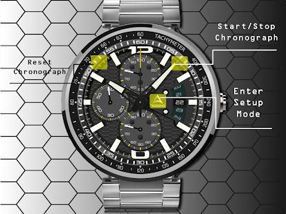 HIVE Watch Face screenshot