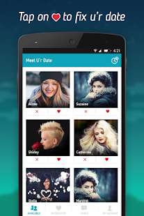 Meet Ur Date - Free dating app - náhled