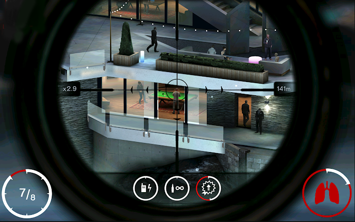 Hitman: Sniper - screenshot Hitman: Sniper - screenshot Hitman: Sniper - screenshotHitman: Sniper - screenshotHitman: Sniper - screenshot