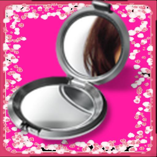 デコミラー ~ 毎日の鏡をもっと可愛く ~ 工具 App LOGO-硬是要APP