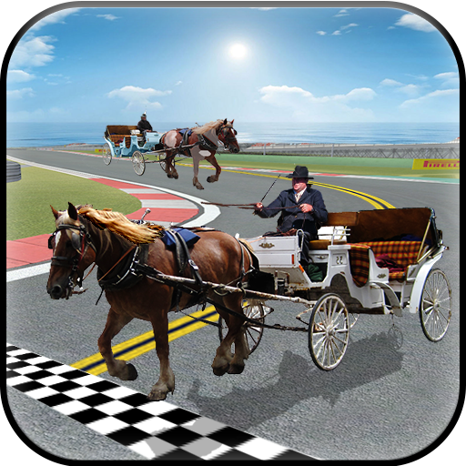 Horse Cart Racing Simulator 3D file APK for Gaming PC/PS3/PS4 Smart TV