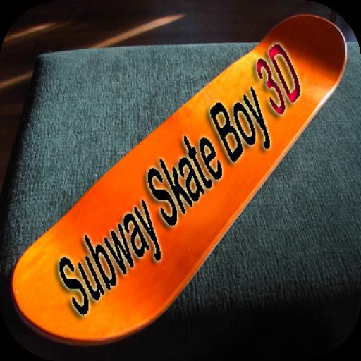 Subway Skate Boy 3D