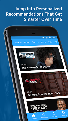 Download Sirius XM MOD APK 2019 Latest Version