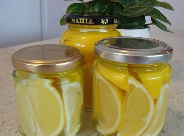 Dyk Pickled Lemons Recipe