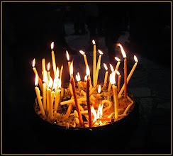 Photo: Иерусалим.  Храм Гроба Господня.