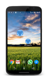 WiFi Hotspot Pro- screenshot thumbnail