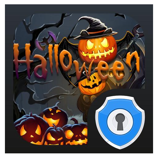 HalloweenII Theme-AppLockTheme 個人化 App LOGO-硬是要APP