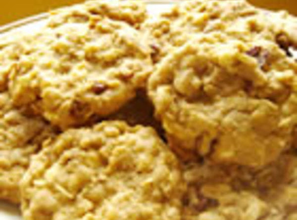 White Chocolate Oatmeal Cookies Recipe