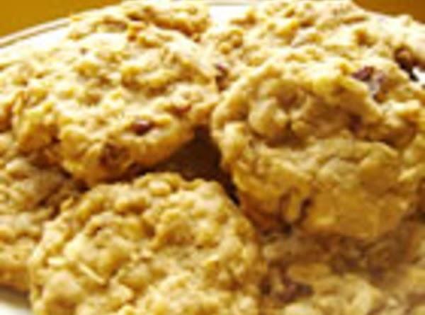 White Chocolate Oatmeal Cookies Recipe