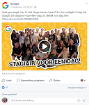Native video op Facebook
