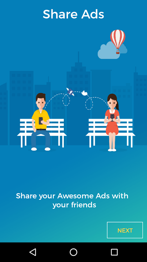 "MAAD ""Make Awesome Ads""- screenshot"