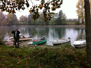 Photo: Fondueplausch an der Aare