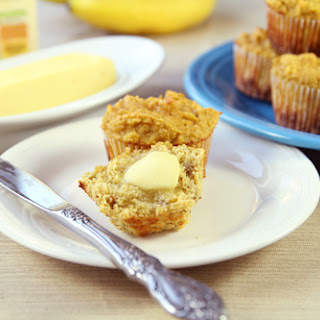 Making a Light & Fluffy Gluten-Free Coconut Flour Muffin