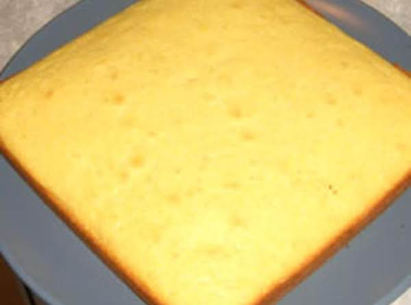 Sweet Buttermilk Cornbread Recipe