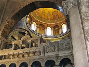 Photo: Иерусалим.Храм Гроба Господня. Купол Ротонды над Кувуклией.