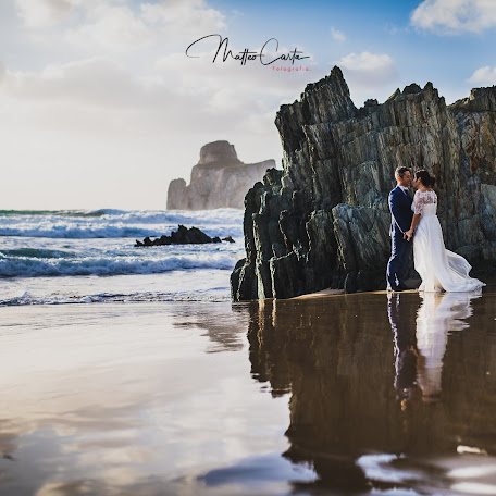 Wedding photographer Matteo Carta (matteocartafoto). Photo of 08.12.2017
