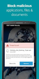 Mobile Security & Antivirus- screenshot thumbnail