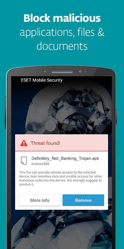 Mobile Security & Antivirus screenshots