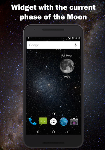 Moon Phase Calendar 1.41 screenshots 5