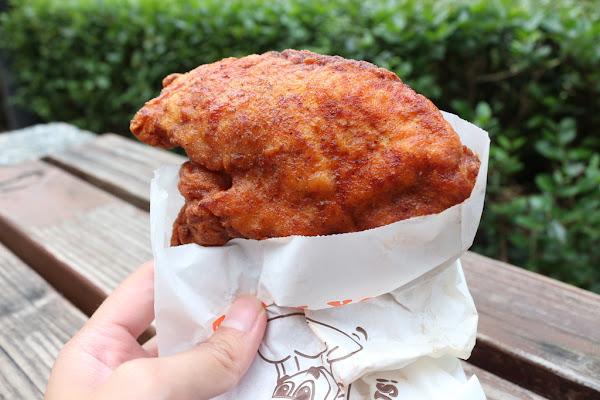 樸啄豆乳雞