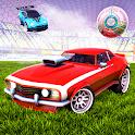 Rocket Car Football League: Soccer Derby Champion icon