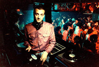 Photo: Publicity Shot for Disco Disco, Hong Kong 1981. Photo By Alain Yip of Modern Classic. Looks like I had just finished playing 'Boogie Oogie Dancin' Shoes' by Claudja Barry!