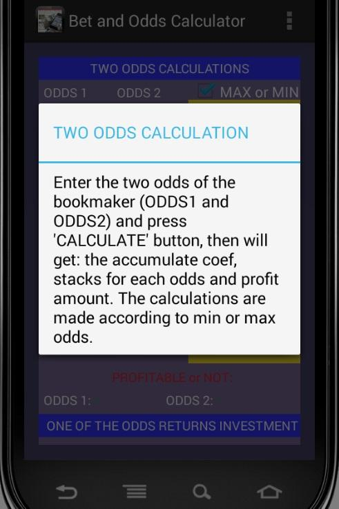 fantasy football odds calculator make bet