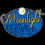 Logo for Moonlight Pizza & Brewpub