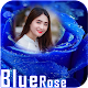 Blue rose photo frames for PC-Windows 7,8,10 and Mac