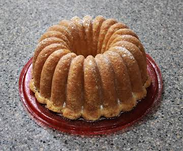 Amanda's Cheese Pound Cake