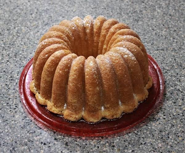Amanda's Cheese Pound Cake Recipe