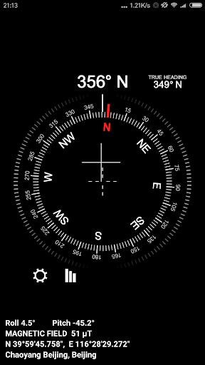 玩免費工具APP|下載Fluent LED Compass app不用錢|硬是要APP