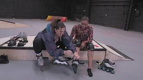 Ashley Graham Does Rollerblading thumbnail