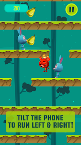 Angry Bear - Jump, Dash, Tilt screenshot 1