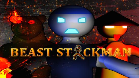 Beast-Stickman 12