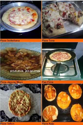 Resep Pizza Sederhana : resep, pizza, sederhana, Download, Resep, Pizza, Sederhana, Android, STEPrimo.com