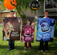 Photo: Cereal Box Costumes