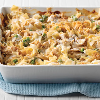 Seafood Casserole With Ritz Crackers Recipes.