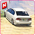 Civic Reborn Extreme Modern City Car Drift & Drive icon
