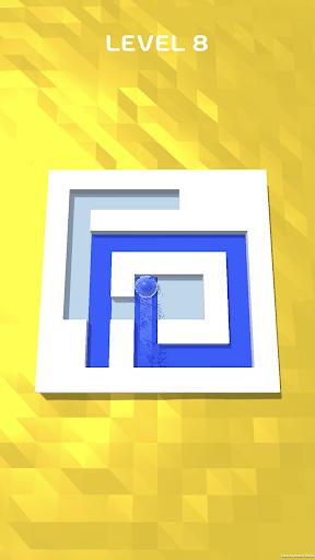 Roller Splat! screenshot 4