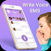 Tải Write SMS by Voice APK