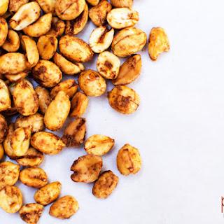Chili Lime Roasted Peanuts