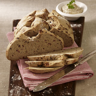 Bacon and Onion Bread.