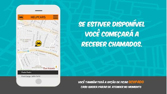 Guincho app para Socorristas screenshot 5