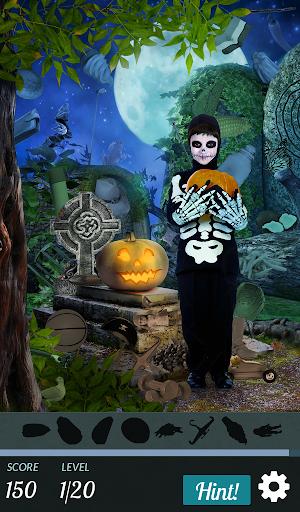 Hidden Object - Halloween Fun