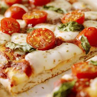 Sicilian Style Square Pizza.