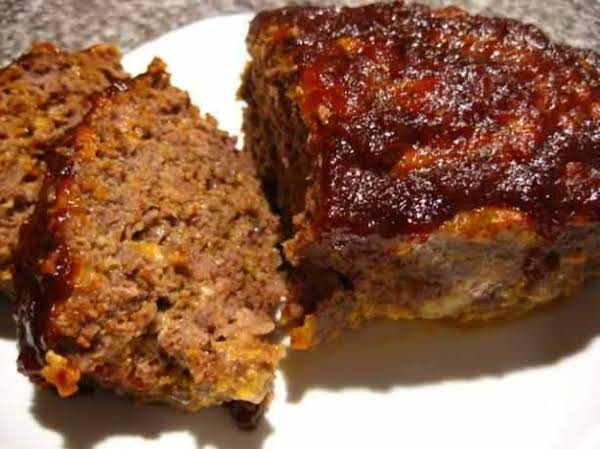 Bacon Cheddar Meatloaf Recipe
