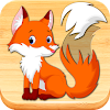 Funny Animal Puzzles for Kids, full game
