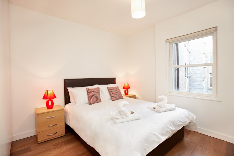 1 bedroom apartment at London City Apartments