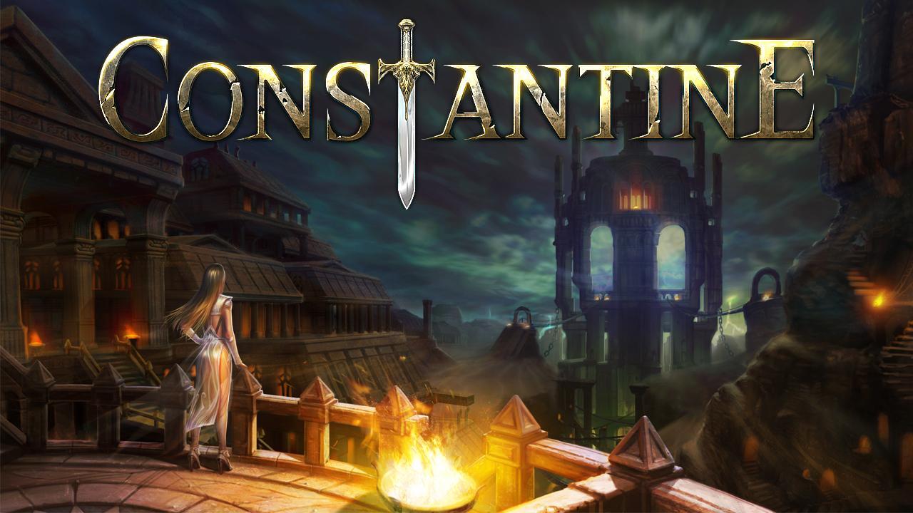 Constantine– captură de ecran